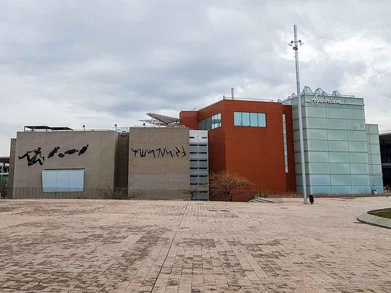 Entrada Acuario Zaragoza