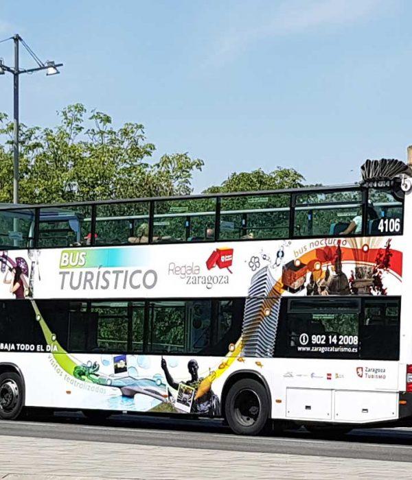 Pases de Transporte Zaragoza