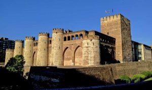Visita guiada por la Aljafería (Historias de amor)