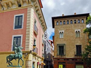 Visita guiada historias y leyendas de Zaragoza