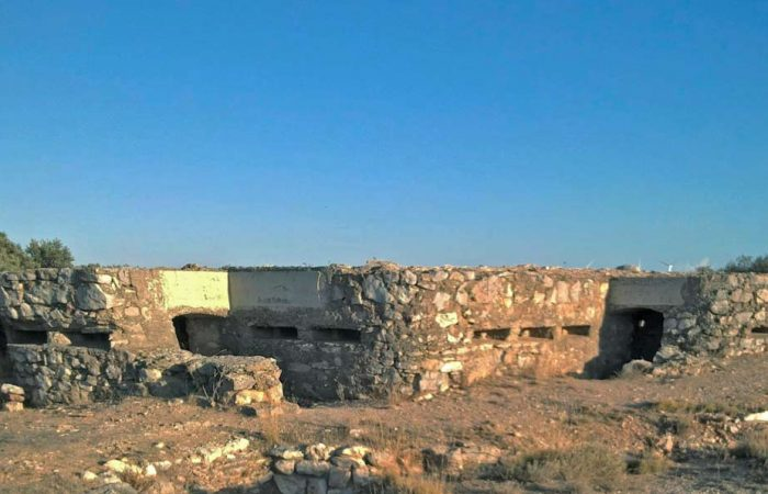 Visita guiada por los bunkers de Jaulín y Fuendetodos