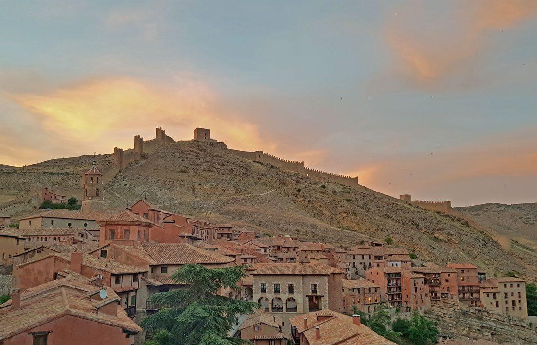 Excursión a Albarracín