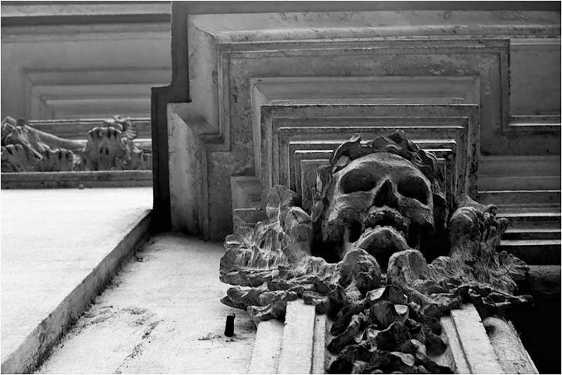 Viaje virtual los fantasmas de Roma
