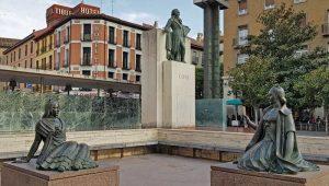 Punto de encuentro Free tour por el Pilar de Zaragoza