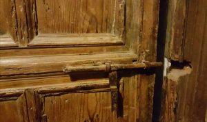 Puerta Canonesas