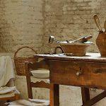 Visita guiada cocina monasterio clarisas