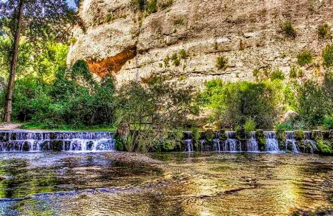 Ruta senderismo por el río Pitarque