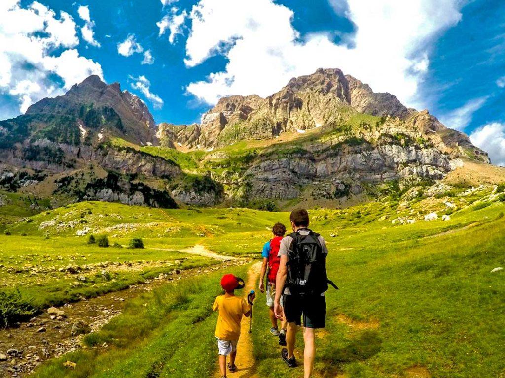 Rutas senderistas por Aragón