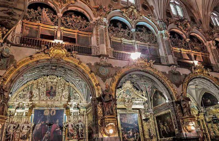 Visita guiada Iglesia de San Carlos