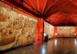 11Visita guiada museo de tapices