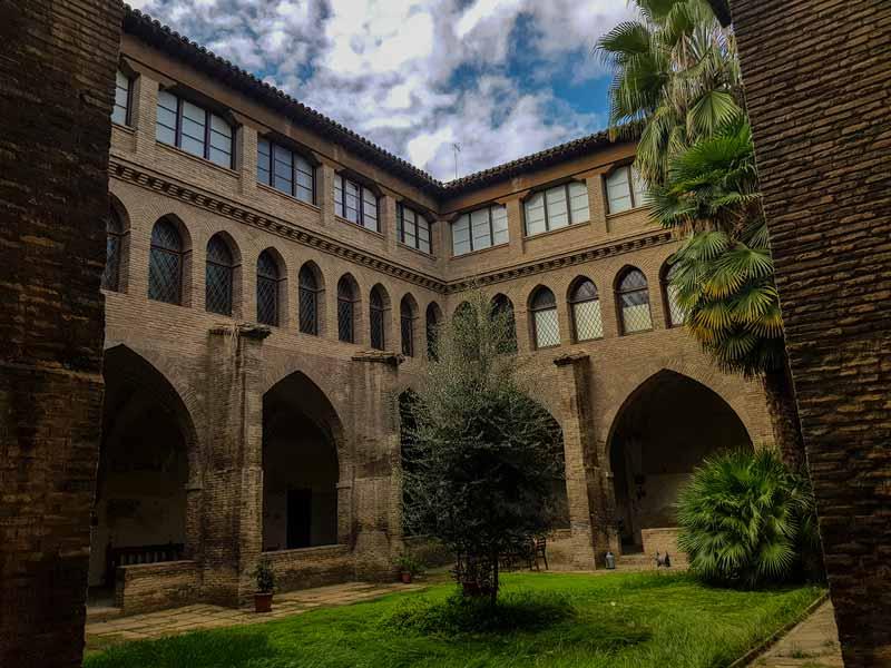 Visita guiada monasterio santo Sepulcro